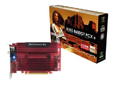 Gainward GeForce 8600GT 512MB GDDR3