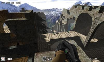 Sauerbraten - Ett Gratis FPS-spel